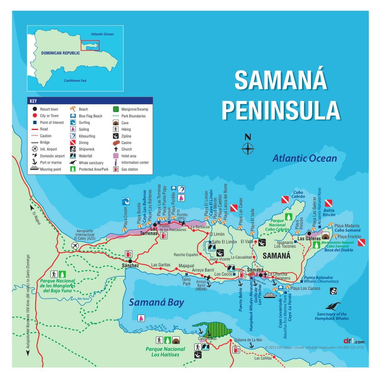Contact Us In Las Terrenas Samana Dominican Republic
