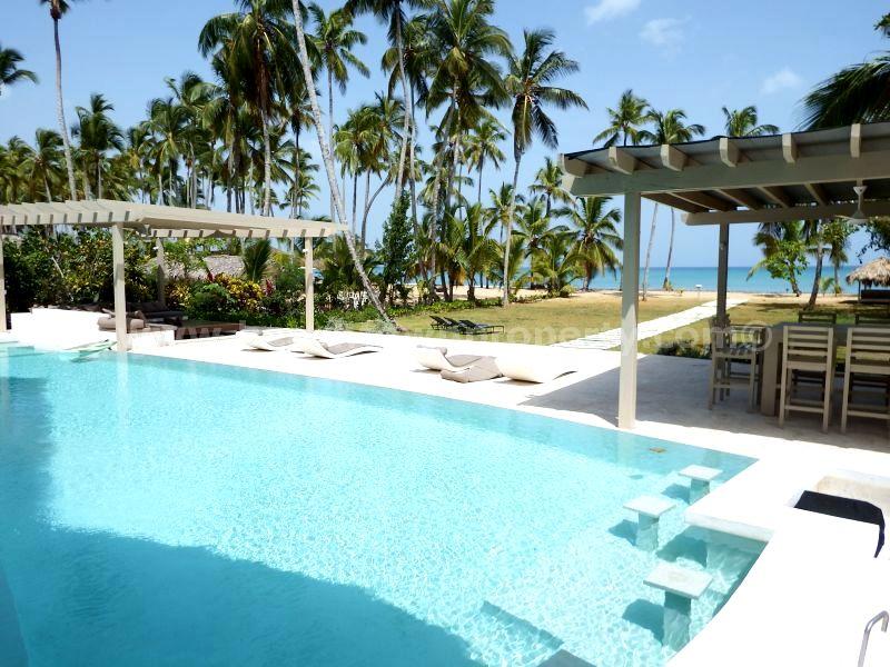 Luxury Beachfront House for sale Coson Dominican Republic