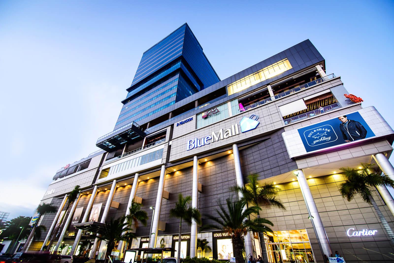 Shopping malls in santo domingo dominican republic - Centro comercial moda shoping ...