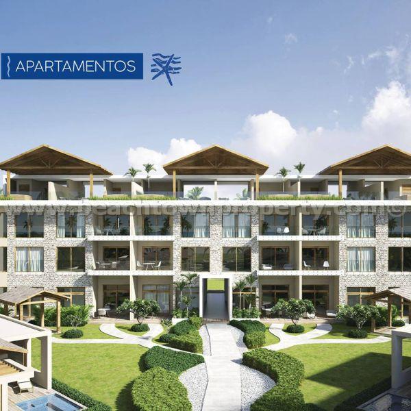 Marena Beach Residence Apartments For Sale Samana DR